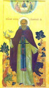 преподобный Павел Обнорский